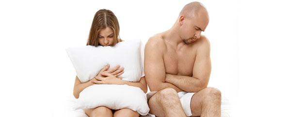 Le cause di disfunzione erettile in psicologia