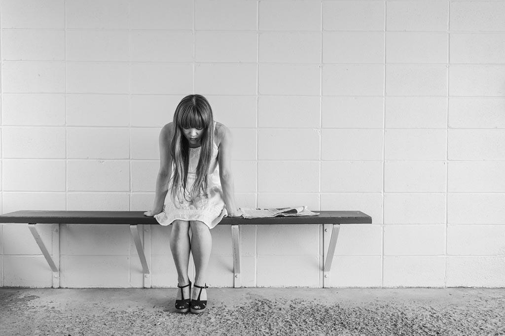 la depressione è uno stato d'animo caratterizzato dalla tristezza